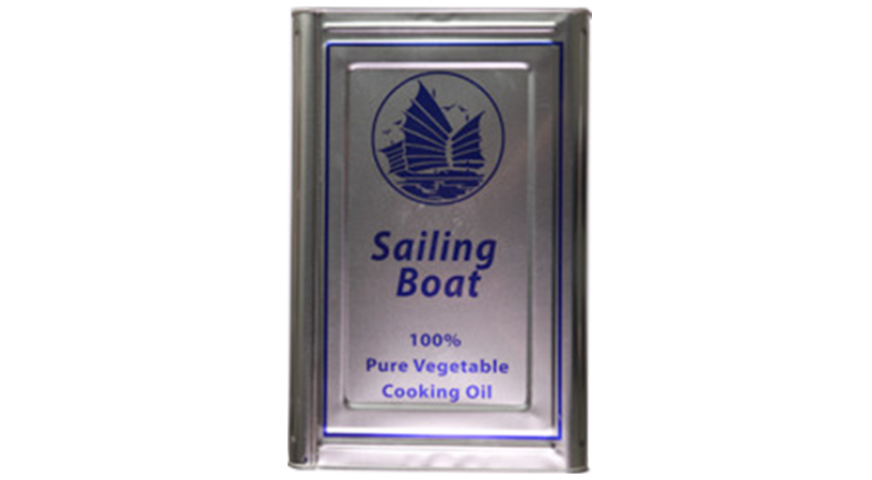 Coconut Oil-Sailing Boat Brand